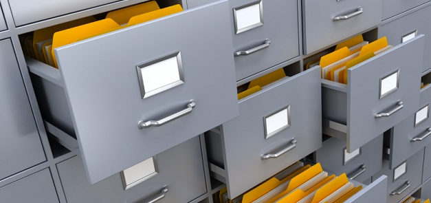 Organize your customer database