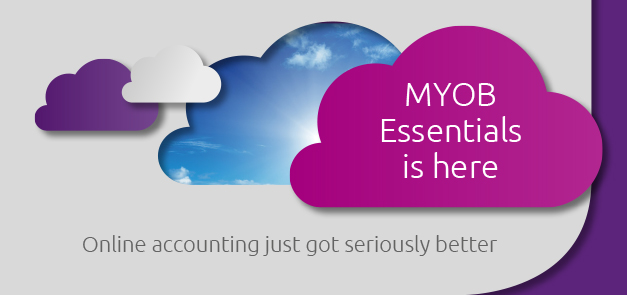 MYOB Essentials online accounting