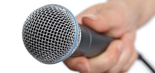 Media training for business