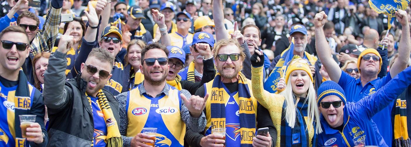 AFL Grand Final crowds 2018