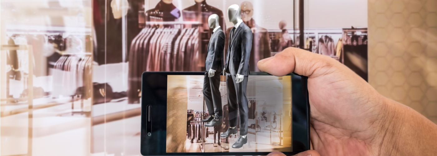 Five technology trends in retail.