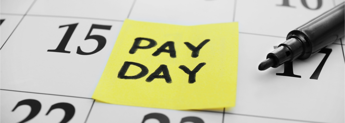 Payday filing opportunities.