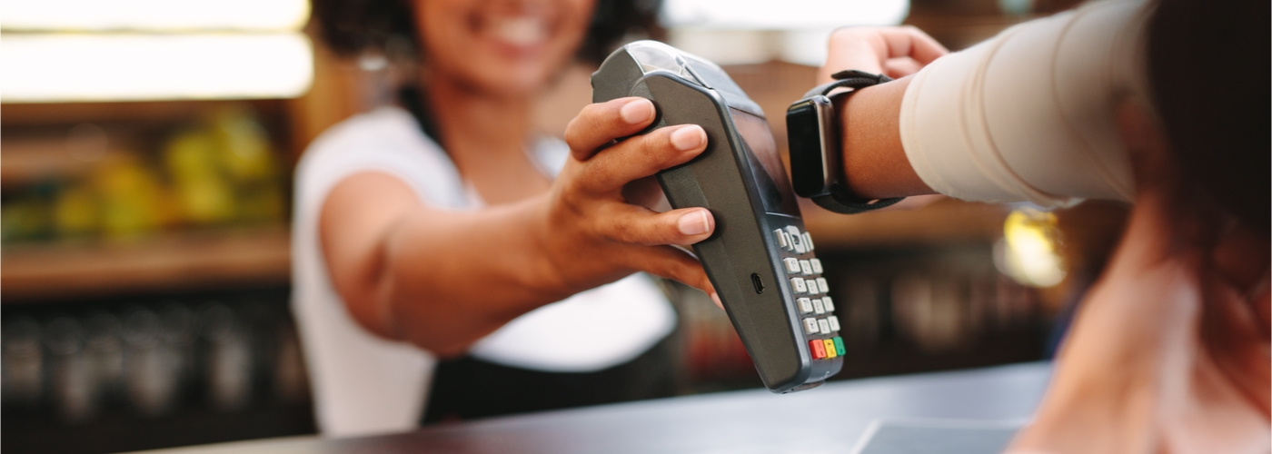 Shifting payment trends.