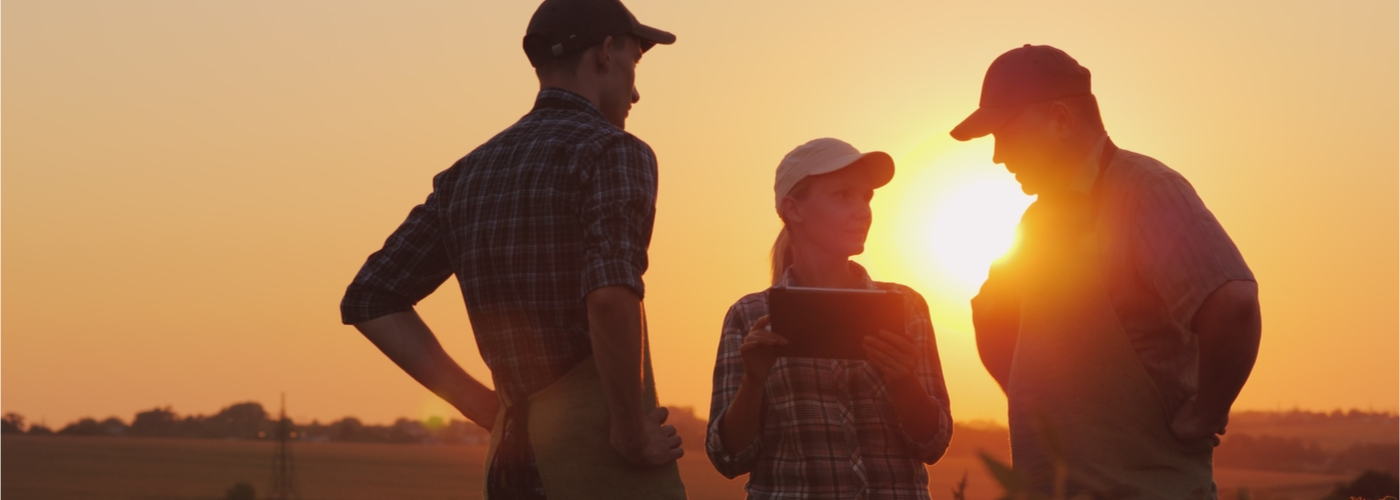 Advisory services for agribusiness practices.