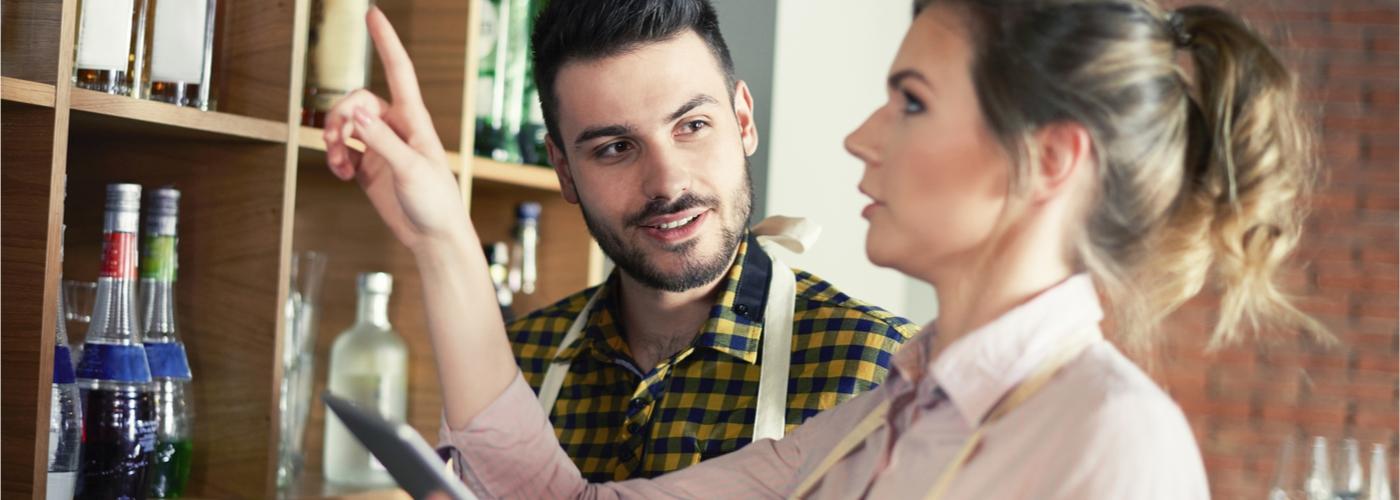 Kitchen inventory management software