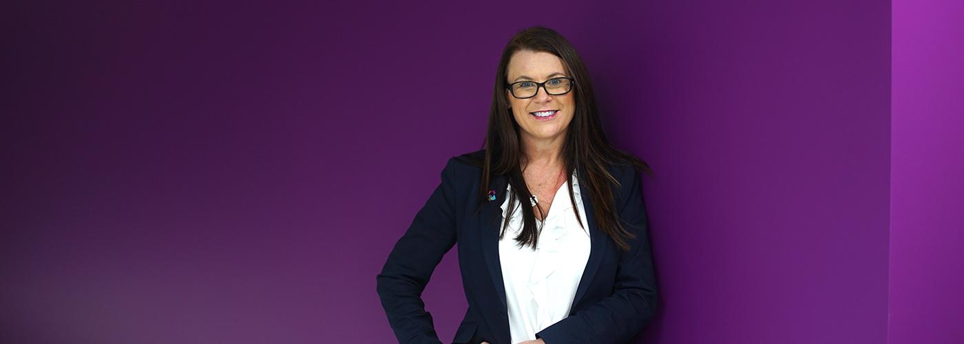 Debra Anderson, tax consultant.