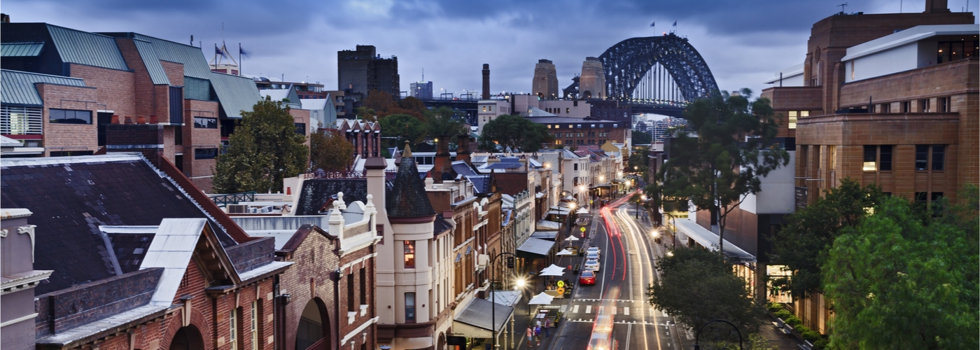 Sydney's hospitality scene.