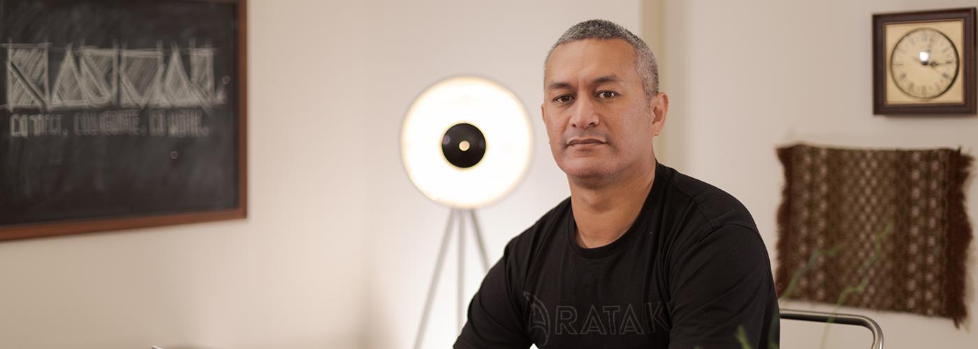 Lee Timutimu, founder, Arataki Systems
