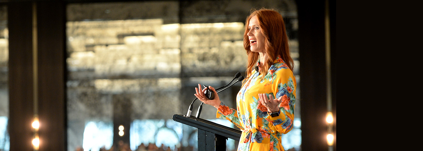 Dr Catriona Wallace to headline MYOB INCITE 2020.