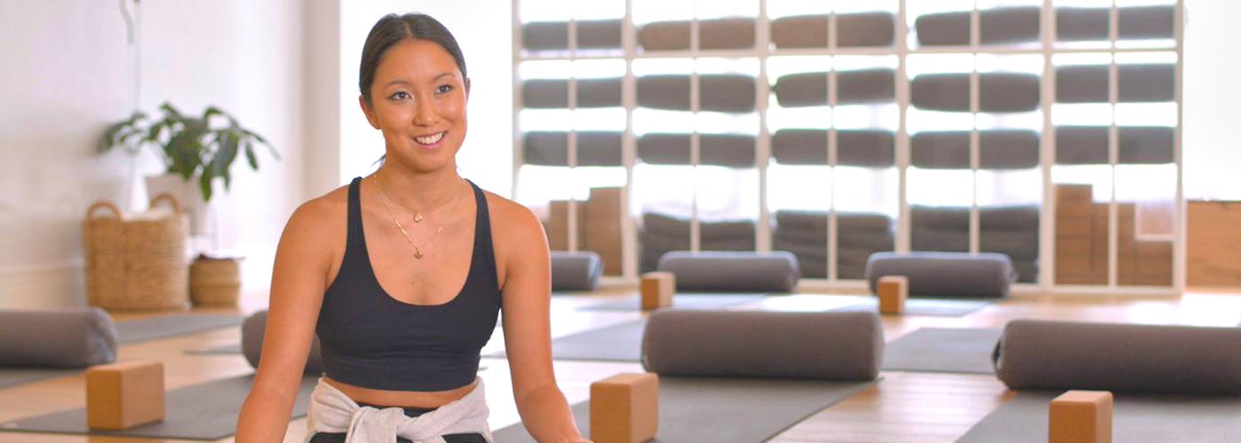 Matcha Maiden founder, Sarah Davidson.