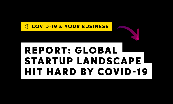 COVID-19 hits startup landscape hard, report finds