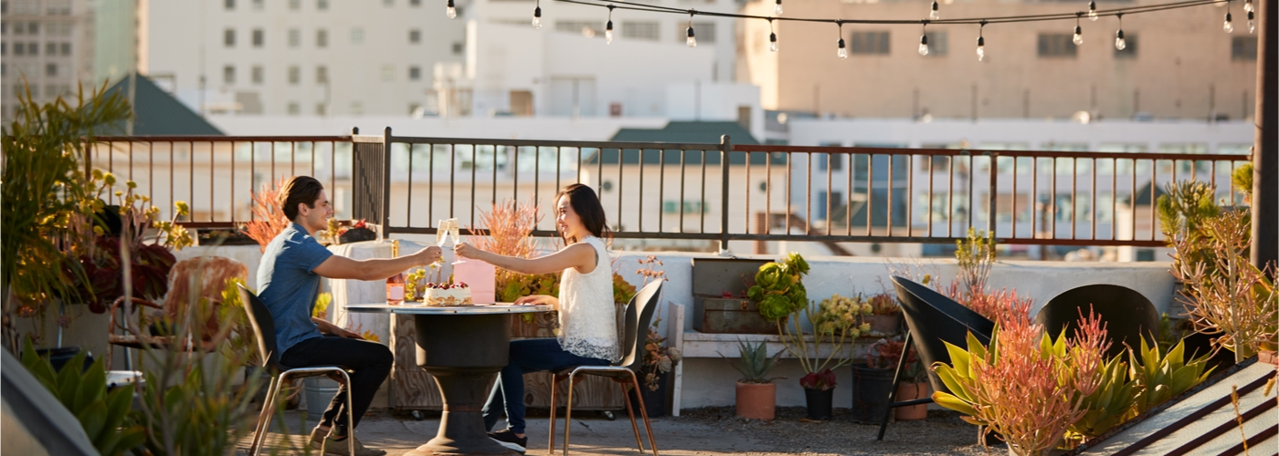 Melbourne's summer of outdoor dining