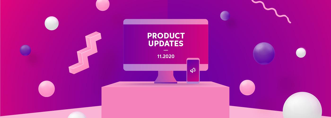 MYOB product updates and enhancements November 2020