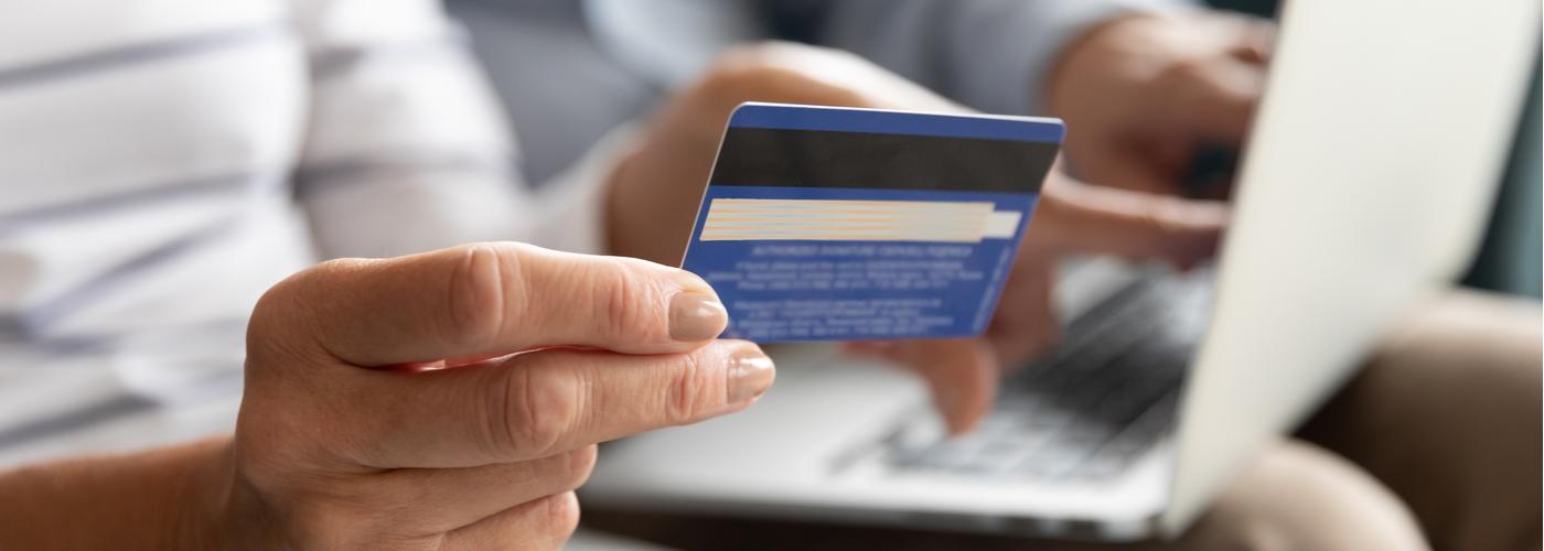 Credit card fraud types