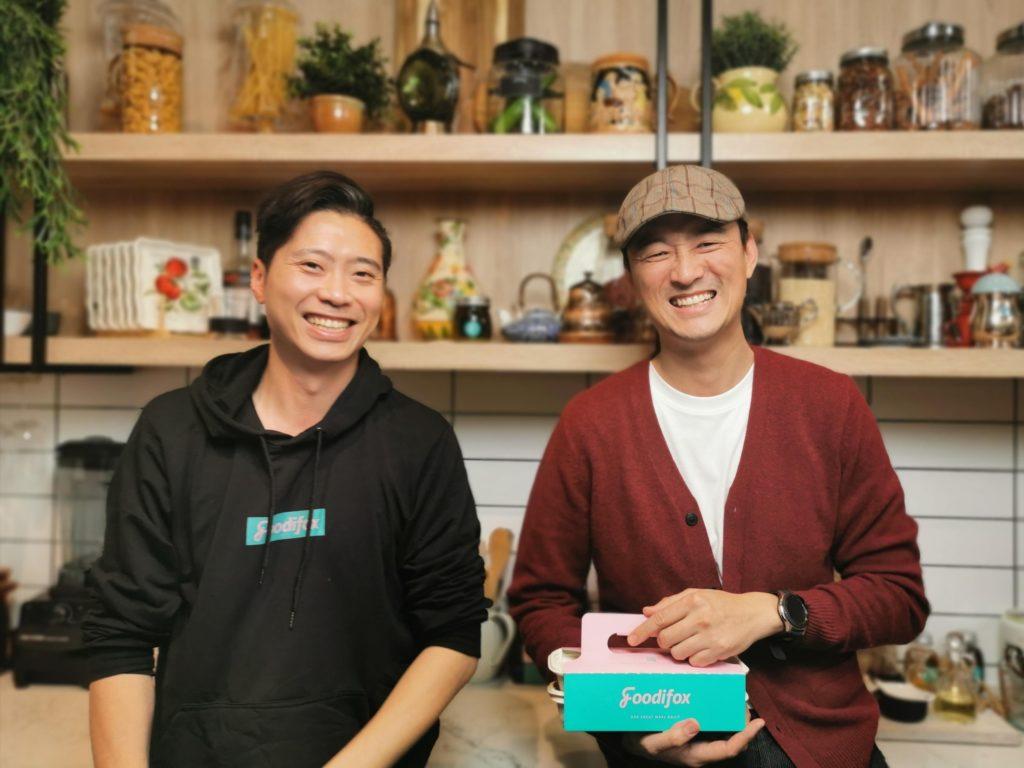 Foodifox founders